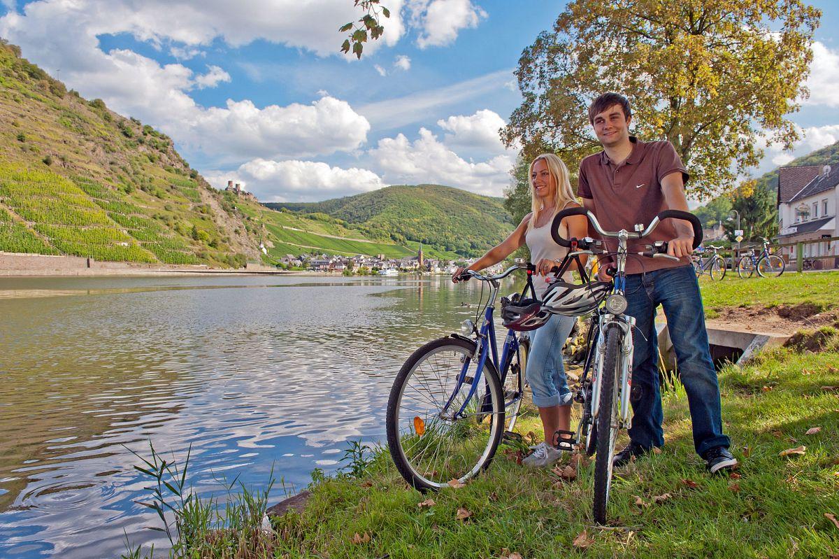 Radtouren Eifel