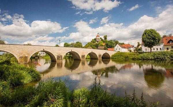 Bayerisch-Schwabens schönste Flussradwege